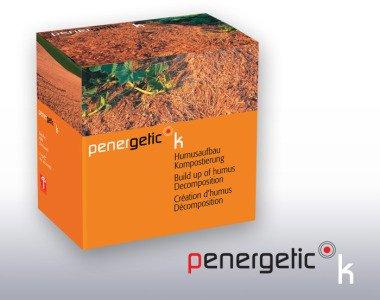 Penergetic k